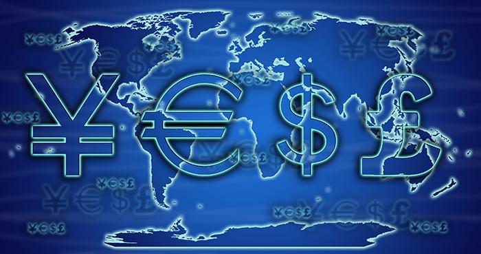 Maailman vahvimmat valuutat