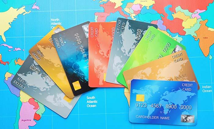 matkailuun parhaat luottokortit