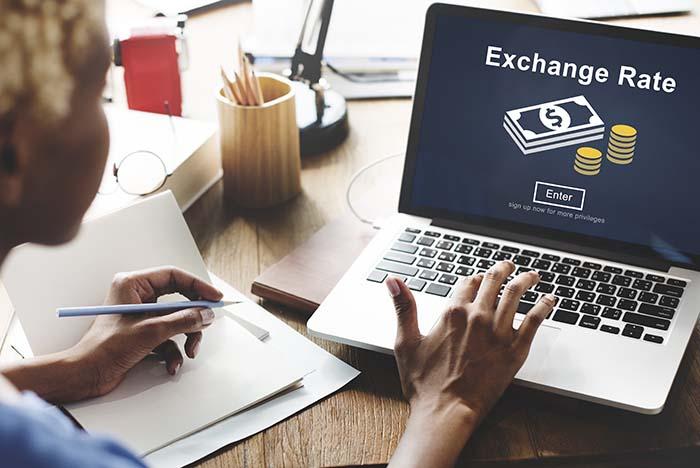 valuuttakauppaa netissä