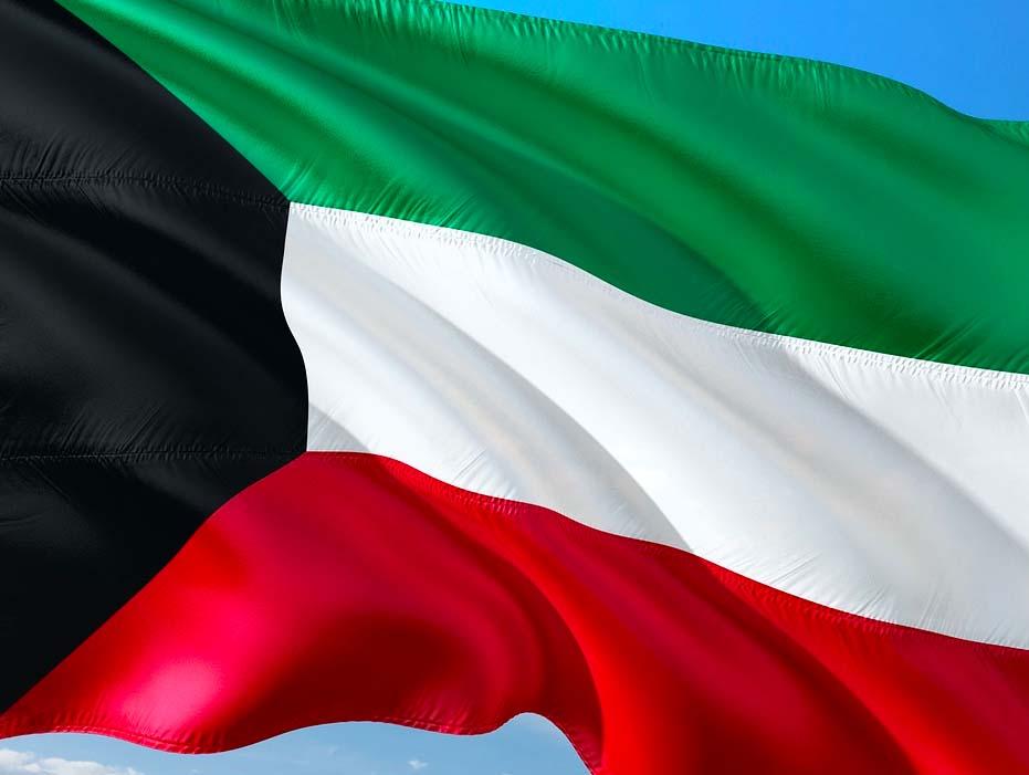 Kuwaitin Lippu